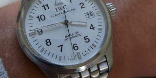 IWC mark 15 white